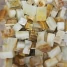 Tessere per mosaico Onice del Pakistan kg.1