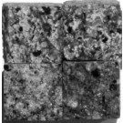 Tessere per mosaico  peperino Grigio kg.1