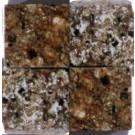 Tessere per mosaico peperino Rosso kg.1