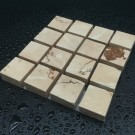 Tessere per mosaico Perlino rosato kg.1