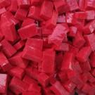 """Smalti per mosaico """"rosso scuro"""" 342"""