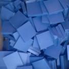 Tessere in gres 2x2 blu