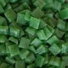 """Tessere in pasta vitrea """"Verde medio"""""""