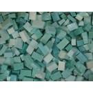 Acqua di mare chiaro Tessere smalti per mosaico miscela  n.8