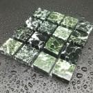 Tessere per mosaico Verde Alpi kg.1