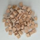 Micromosaico 1x1x0,5 circa Perlino rosato gr.100